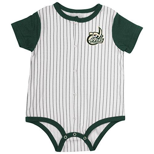 - UNC Charlotte 49ers Infant Boys Sultan of Swat Baseball Onesie (0-3 M)