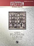 Led Zeppelin -- Physical Graffiti Platinum Guitar, Alfred Publishing Staff, 0739078348