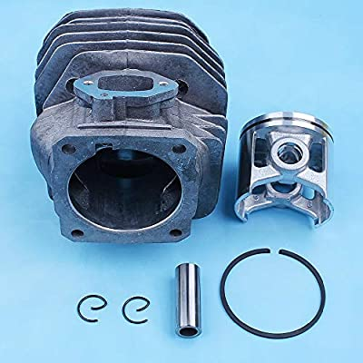 Water Hep 48Mm Cylinder Piston Kit for 261 262 262Xp Chainsaw 503541171 503541172 Replacement Spare Part