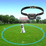COVONO Wireless Electric Dog Fence with GPS,Dog Containment System