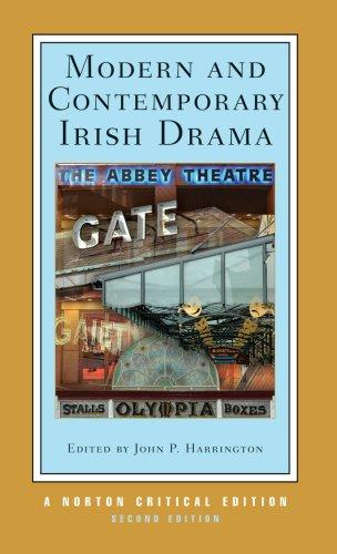 Modern+Contemporary Irish Drama