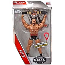 WWE, Elite Collection Then Now Forever, Rusev Exclusive Action Figure