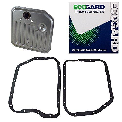 Van Parts Dodge - ECOGARD XT1262 Transmission Filter Kit for 1998-2006 Dodge Ram 1500, 1998-2009 Ram 2500, 1999-2003 Ram 3500 Van, 1998-2007 Ram 3500, 1998-2003 Durango, 1999-2003 Ram 1500 Van, 1998-2003 Dakota
