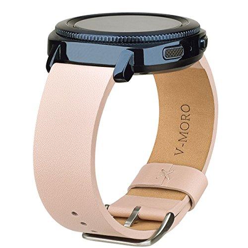 Classic Leather Bracelet Samsung Smartwatch