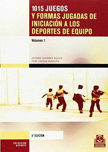 1015 Juegos y Formas - 2 Tomos (Spanish Edition) [Gerard Lasierra] (Tapa Blanda)