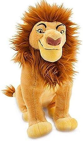 Ufficiale Disney Il giocatore di peluche molle di Mufasa del re del...