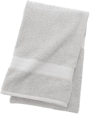 Amazon.com: The Big One Solid Cotton Bath Towel, Dove: Home & Kitchen