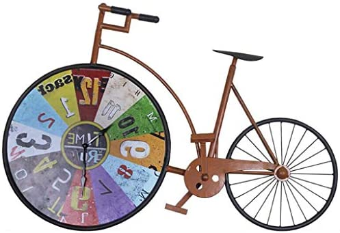 Reloj De Pared De Bicicleta A Color, Reloj De Pared Personalizado ...