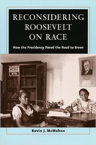 Äänikirjan musiikin lataus Reconsidering Roosevelt on Race: How the Presidency Paved the Road to Brown PDF by Kevin J. McMahon