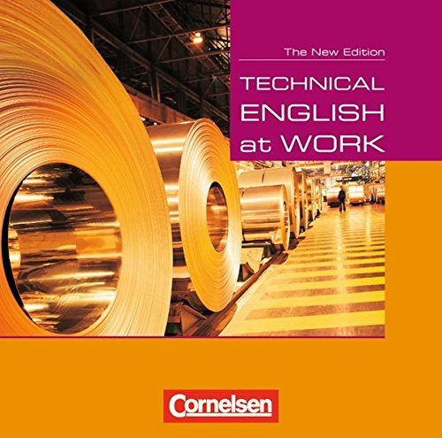 Technical English at Work - Second Edition: A2-B1 - CDs
