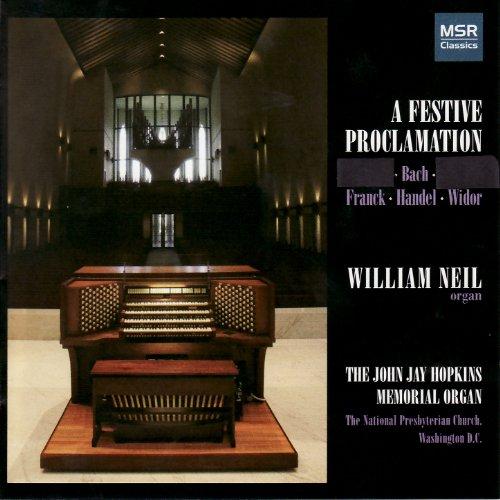 A Festive Proclamation: Aeolian-Skinner Organ (Organ Festive)