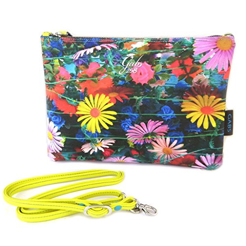 28x21x2 de 'Gabs'multicolor flores la Bolso cm bolsa wXAd44q