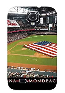 New Fashionable Kathewade Ecimrm-5791-vqaiqjv Cover Case Specially Made For Galaxy S4(arizona Diamondbacks Mlb Baseball 13)