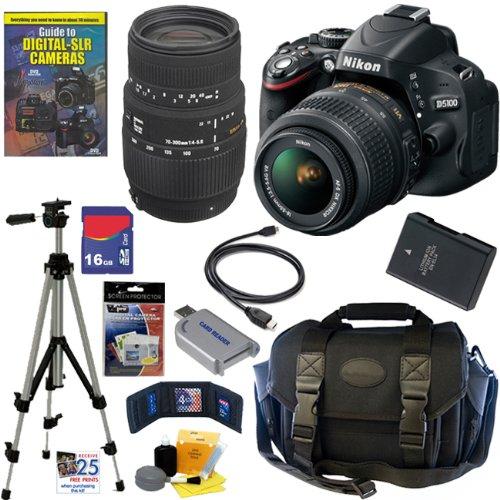 nikon-d5100-162mp-cmos-digital-slr-camera-with-18-55mm-f-35-56-af-s-dx-vr-nikkor-zoom-lens-and-sigma