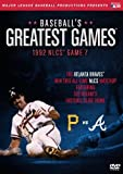 Baseballs Greatest Games: 1992 NLCS Game 7 by A&E Entertainment by Major League Baseball