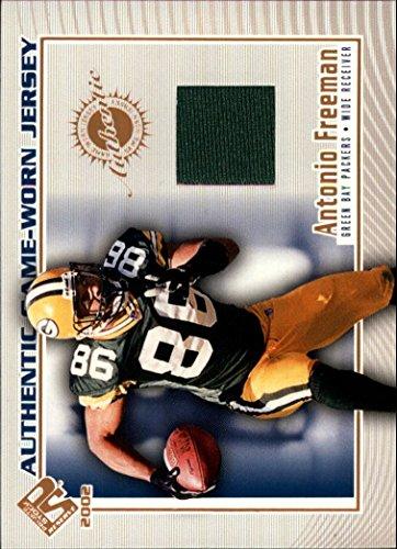 2002 Private Stock Game Worn Jerseys #52 Antonio Freeman Jersey - NM-MT