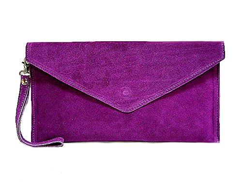 InStyle Bags - Cartera de mano Mujer morado