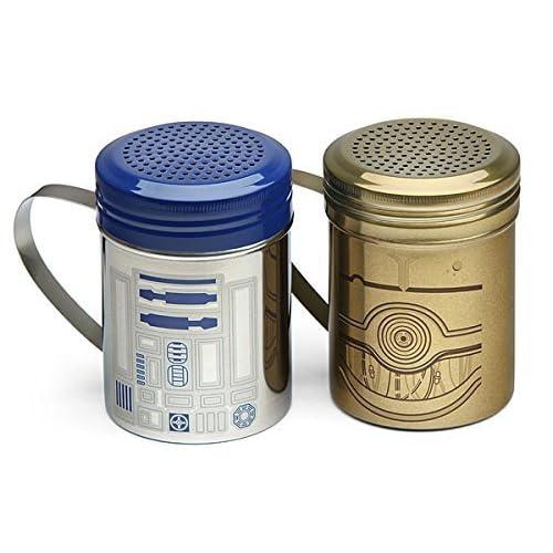 Disney Star Wars R2-D2 and C-3PO Spice Shaker Set