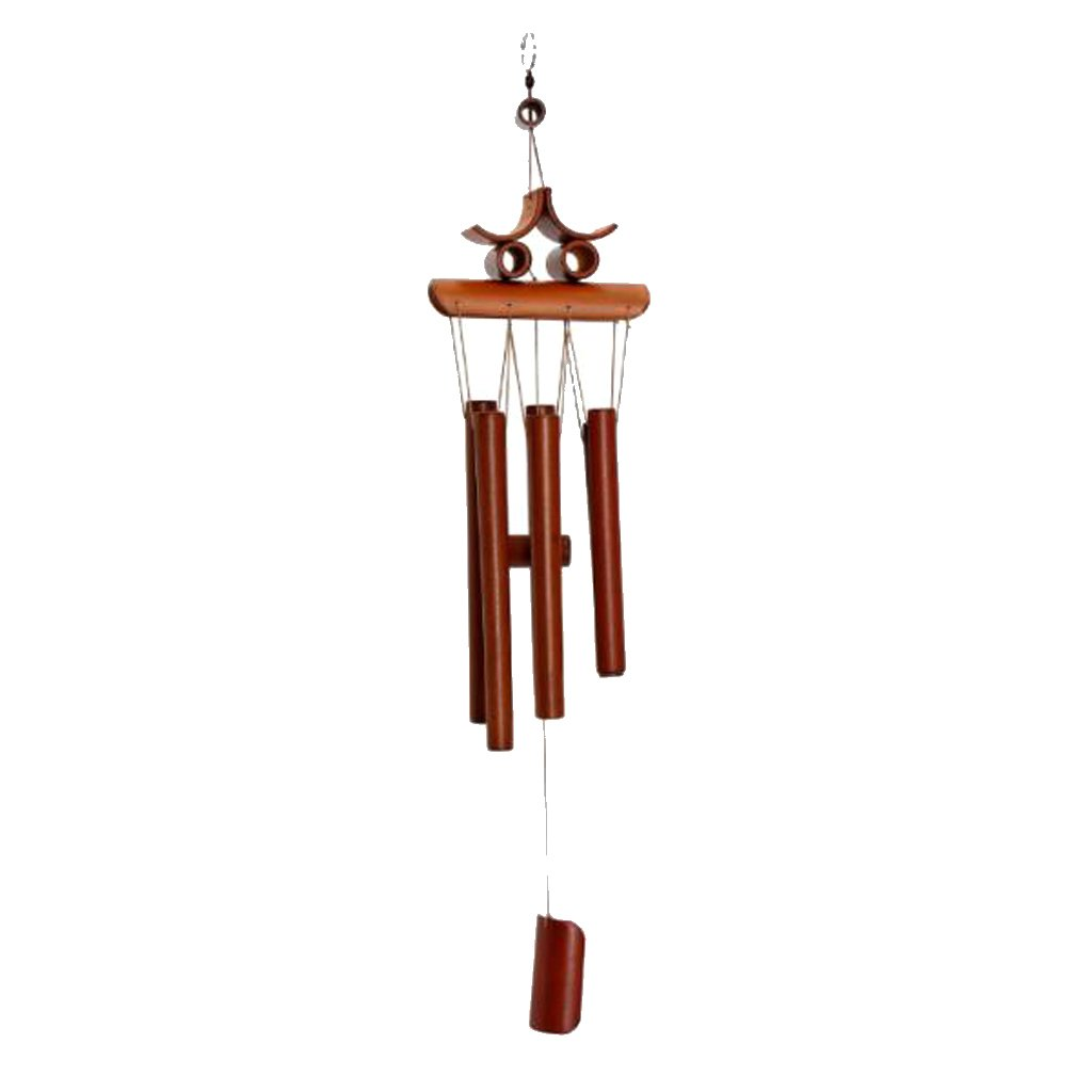 01 Non-brand 1x Scacciapensieri Campane Carillon di Vento Appeso Giardino Casa Decorazione