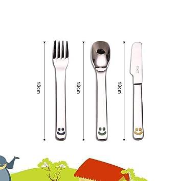 Amazon.com: CY&Y Cuchara de cubiertos occidental, cuchillo ...