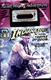 Indiana Jones and the Temple of Doom - From Motion Picture - Book & Cassette Tape (Read Along Adventure)