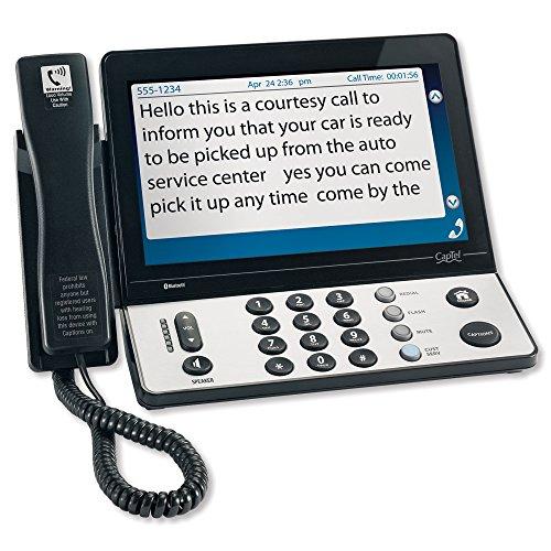Hamilton CapTel HT758000300 2400i Captioned Telephone (Best Cell Phone Service For Elderly)