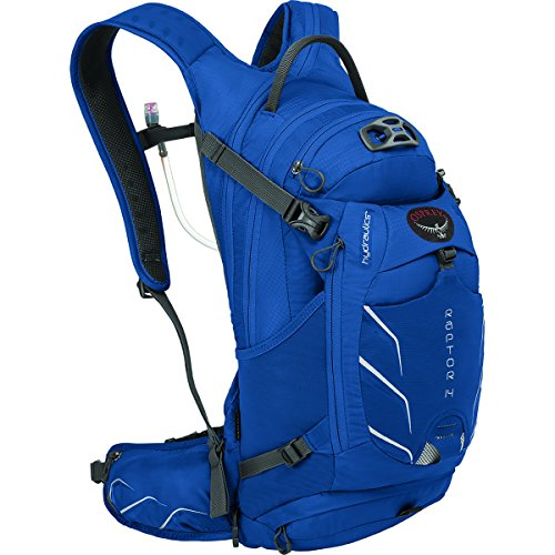Osprey Packs Raptor 14 Hydration Pack – 854cu in Persian Blue, One Size