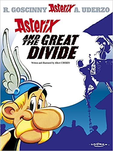 Book Asterix and the Great Divide: Album 25