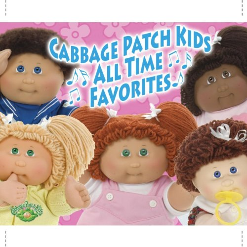 Cabbage Patch Kids All Time Favorites