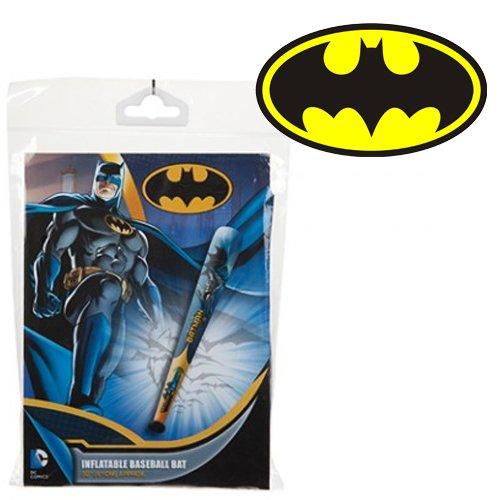 Bate de béisbol inflable oficial de Batman de 32 pulgadas para ...