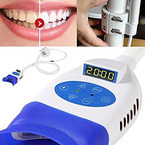 Zgood New Chair Teeth Whitening Cold LED Light Lamp Bleaching Accelerator YS-TW-D(US Stock) (20 Min Timer Kit)