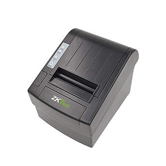 ZKTeco ZKP8002 Impresora de recibos térmica para terminal de punto ...