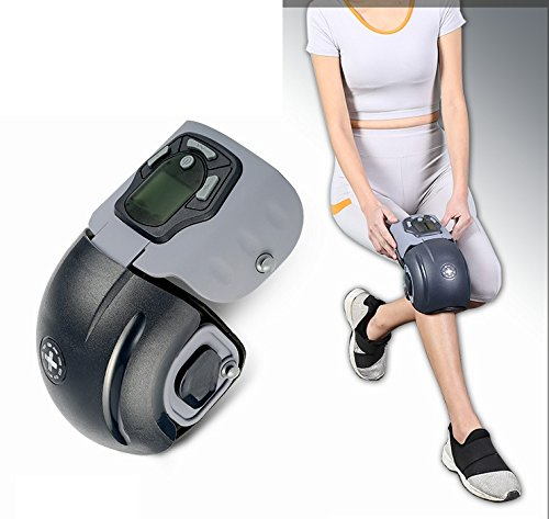 iRSE Electric Knee Wrap Massager for Arthritis Physiotherapy Pain Relief with Heat and Vibration, Knee massage Care therapy by iRSE Health