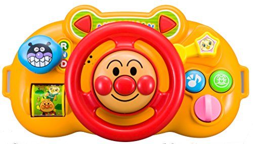 Anpanman outing melody handle by Pinocchio