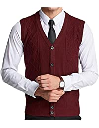 Amazon.com: Reds - Vests / Sweaters: Clothing, Shoes & Jewelry