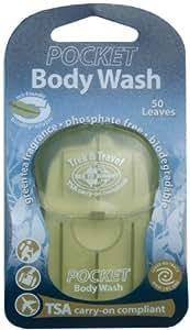 Sea To Summit Trek & Travel Pocket Body Wash (50 Leaves/ .5 Ounce)
