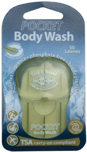 Sea to Summit - Trek and Travel Pocket Body Wash Euro, Color 0 402