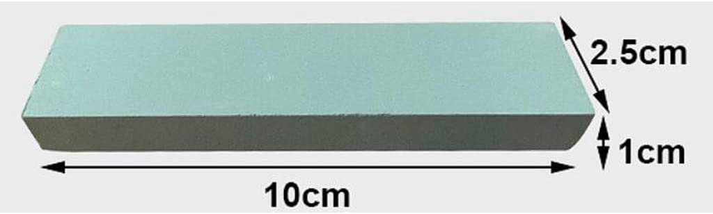 Fenteer Pierre /à Aplanir Wherststone Waterstone pour Nivellement De Surface 10x2.5x1cm