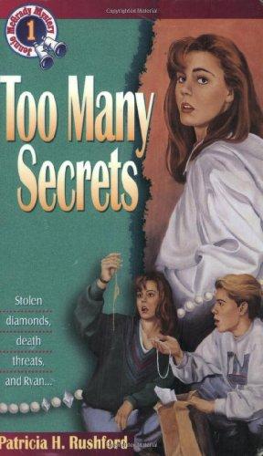Too Many Secrets (Jennie McGrady Mystery Series #1)