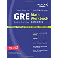 Kaplan GRE Math Workbook, Sixth Edition