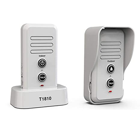 AUED Kit inalámbrico de Alarma de Emergencia, Timbre ...