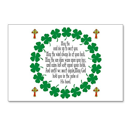 CafePress - Irish Prayer Blessing - Postcards (Package of 8), 6