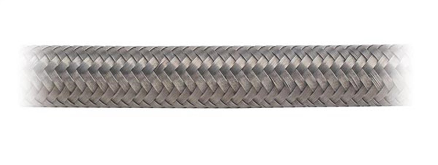 Earl's 310008 Auto-Flex HTE Stainless Steel Braid Protected -8AN by 10' Synthetic Rubber Hose Earl' s Performance 8.5131R