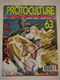 Protoculture Addicts #63 Oct./Nov. 2000 Escaflowne Blood Utena Vampire Hunter D