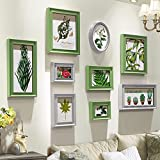 WUXK American Country picture wall wall photo frame wall photo wall combination of creative wall coverings,