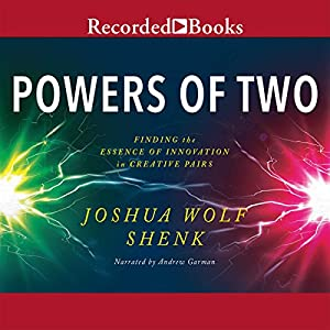 Powers of Two Audiobook