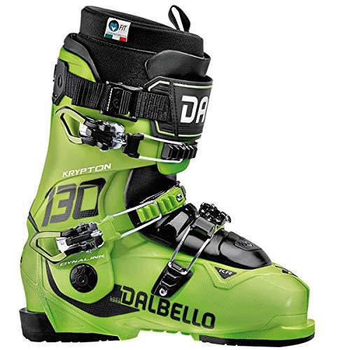 Dalbello Krypton 130 I.D. Ski Boots Lime/Lime 265 Dalbello Krypton Ski Boots