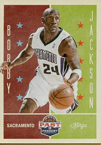 Basketball NBA 2012-13 Past and Present #91 Bobby Jackson Sac Kings