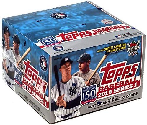 Topps Baseball Trading Display Retail product image