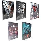Vikings - The Complete Seasons 1-4 (volume 1 & 2) 15-Disc Set